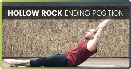How To Do A Handstand Hollow Rock 2