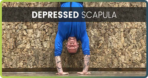 How to handstand depressed scaps2