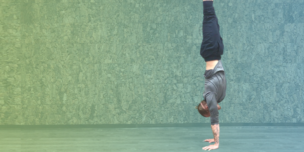 Handstand Variation blog cover