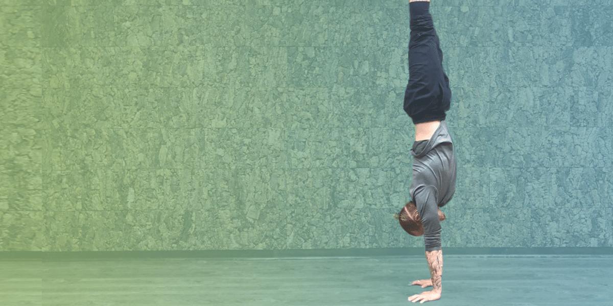 Handstand Variation blog cover