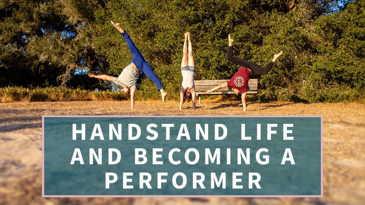 handstand performance
