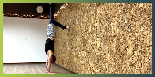 Handstand Training Video 4