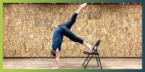 Handstand Training Video 1