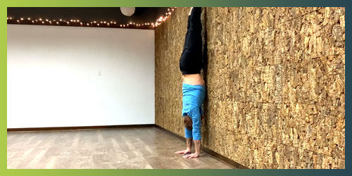 Handstand Training Video 5