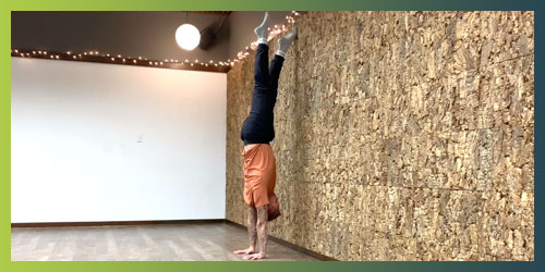 Handstand Course Phase 4