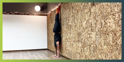 Handstand Course Phase 5
