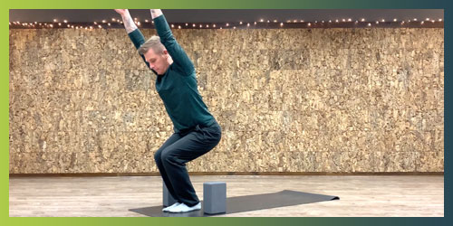 Handstand Course Yoga Video